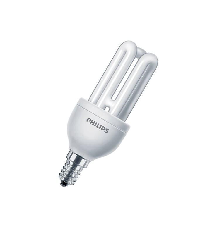 Лампа энергосберегающая Genie 11W 840 Е14 Philips /871016321395810/