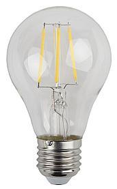 Лампа светодиодная ЭРА F-LED A60-5w-827-E27