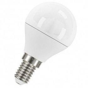 Лампа светодиодная LEDSCLP40 5,7W/827 230V FR E14 10*1RU OSRAM /4052899971615/