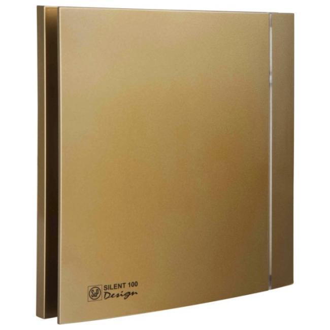 Вентилятор SILENT-100 CZ GOLD DESIGN-4C