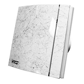 Вентилятор SILENT-100 CZ MARBLE WHITE DESIGN-4C