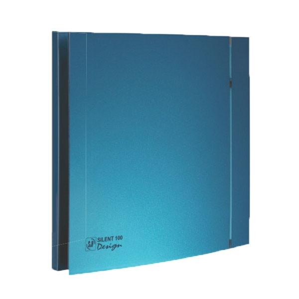 Вентилятор SILENT-100 CZ BLUE WHITE DESIGN-4C