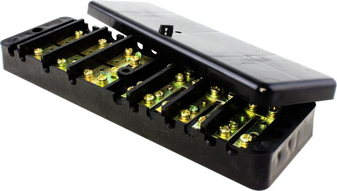 Коробка клеммная испытательная переходная ККи1-1 kki1-1