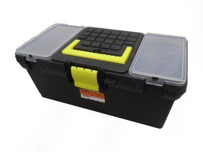 Ящик для инструмента Дельта 20200, пластиковый, 39*20*17см