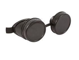 Очки защитные с зетемненным минеральным стеклом 20323