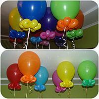 Красивые гелиевые шарики