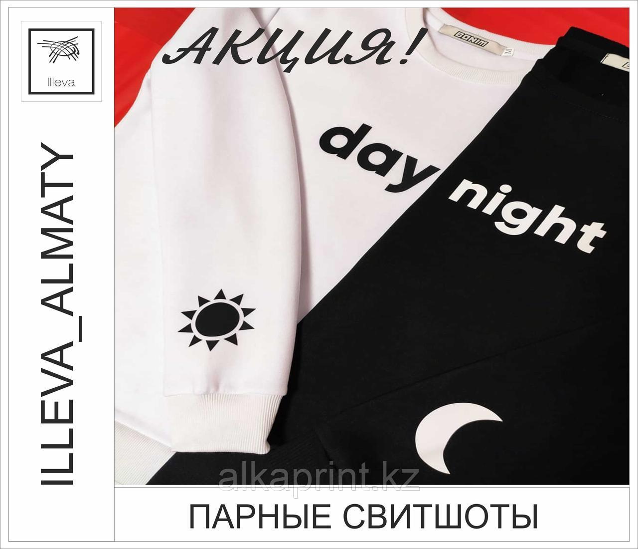 Нанесение логотипа на футболки в Алматы - фото 5