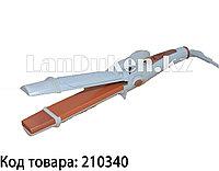 Плойка Progemei 3 в 1 (выпрямитель, завивка, гофре) GM-2978