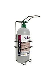 Антисептик для рук 1 литр + фирменный локтевой дозатор/санитайзер