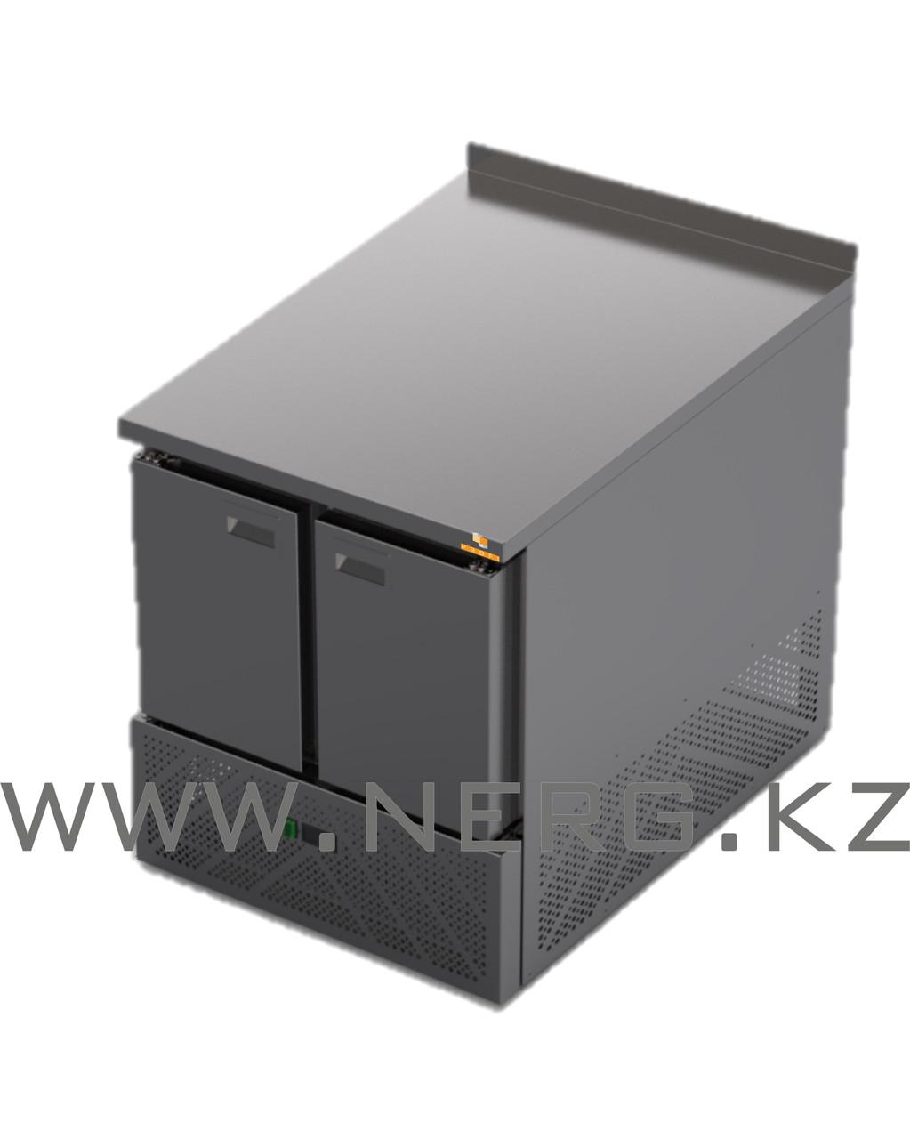 Стол охлаждаемый 2 двери нижний агрегат