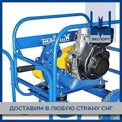 Мотопомпа дизельная Заря МОДН 120/60 (черная)
