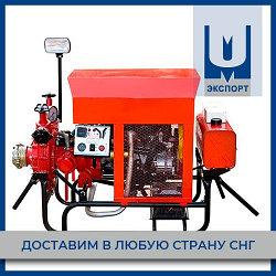 Мотопомпа дизельная МП-36/38Д