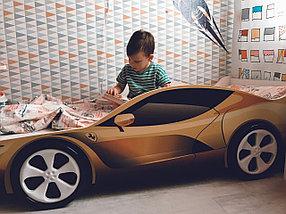"""Детская кровать-машина """"Феррари"""", фото 3"""