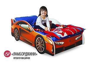 """Детская кровать-машина """"Ламборджини"""", фото 2"""