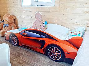 """Детская кровать-машина """"Ламборджини"""", фото 3"""