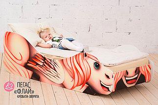 """Детская кровать-зверенок """"Пегас-Флай"""", фото 2"""