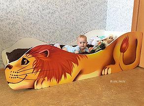 """Детская кровать-зверенок""""Лев-Кинг"""", фото 3"""