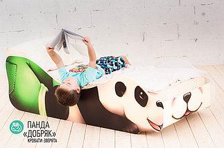 """Детская кровать-зверенок """"Панда-Добряк"""", фото 2"""
