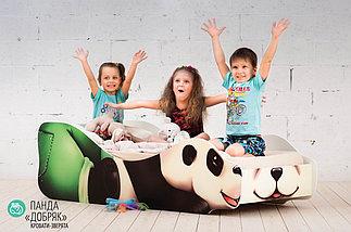"""Детская кровать-зверенок """"Панда-Добряк"""", фото 3"""
