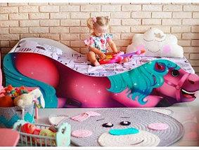 """Детская кровать-зверенок """"Пони-Нюша"""", фото 3"""