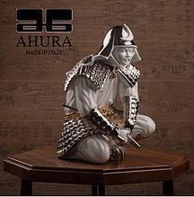 Скульптура Самурай. Ручная работа, Италия.