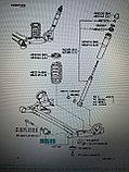 Сайлентблок задней балки TOYOTA ESTIMA ACR40 1999-2006, фото 2