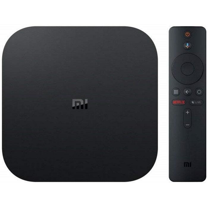 Приставка телевизионная Xiaomi Mi TV Box S M19E(MDZ-22-AB)  (Приставка телевизионная, Xiaomi, Mi TV Box S
