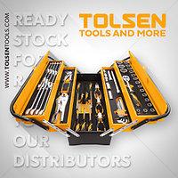 Набор инструментов, Tolsen 60шт /Tool Set, Tolsen 60pcs