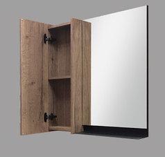 """Зеркало-шкаф """"Кёльн-75"""". Дуб темный"""