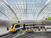 LEGO City 60197 Пассажирский поезд, конструктор ЛЕГО