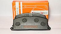Колодки тормозные NISSHINBO (Japan) PF1458