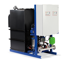 Установки повышения давления Hya-Duo D FL Compact