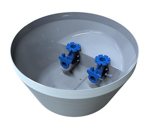 Водоподъемные фекальные установки / Канализационные насосные станции Amaclean, фото 2