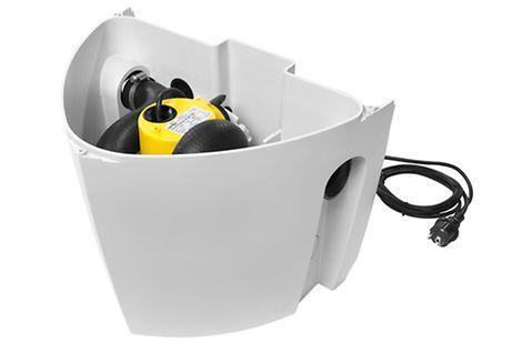 Водоподъемные фекальные установки / Канализационные насосные станции Ama-Drainer-Box Mini, фото 2