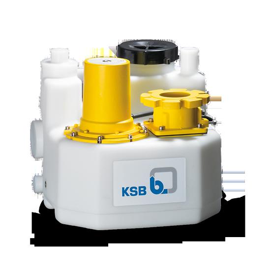 Водоподъемные фекальные установки / Канализационные насосные станции mini-Compacta