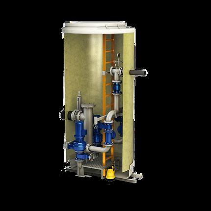 Водоподъемные фекальные установки / Канализационные насосные станции SRL, фото 2