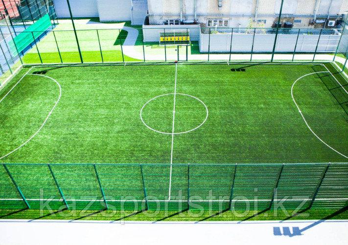 Строительство поля для мини футбола от 200 кв. м.