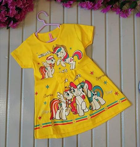 Платье летнее, желтое 9-10 лет