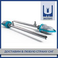 Насос ВНП-1 винтовой бочковый полугружной 1,3 кВт 220В