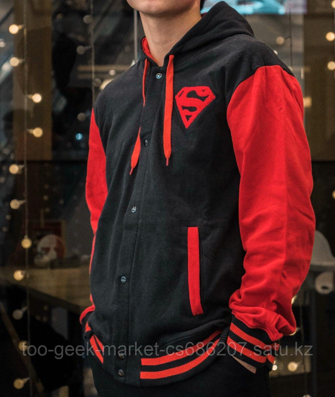 """Бомбер """"Супермен"""""""