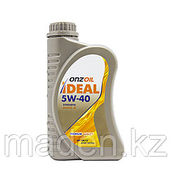 Моторное масло ONZOIL 5W40 SN 0.9л