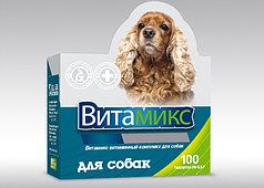 Витамикс 100табл для собак
