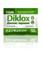 Диклокс 50гр кокцидиостатик