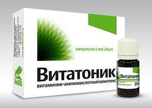 Витатоник  100мл   витамины+минералы+аминокислоты ,оральный раствор, фото 2