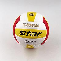 Мяч волейбольный Star