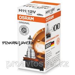 Галогенные лампы OSRAM H11 12V 55W ORIGINAL LINE