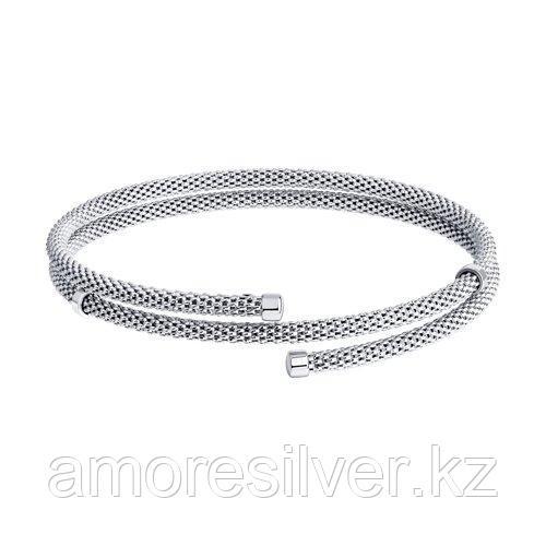 Браслет из серебра  SOKOLOV 94054703