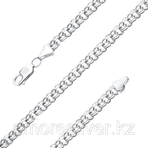 Серебряная цепь    Адамант Ср925Р-107014070