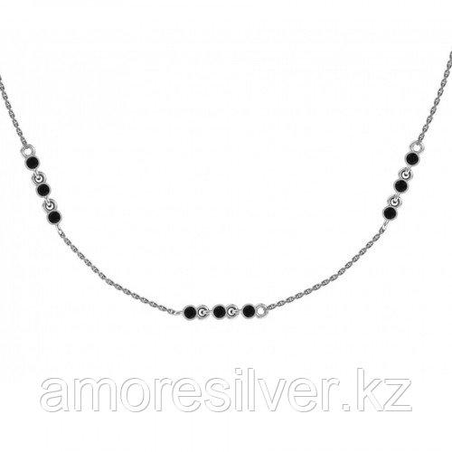 Колье из серебра с фианитом  Pokrovsky 0320357-00205 размеры - 45