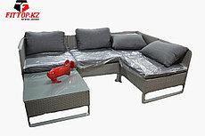 Набор мебели, диван + стол БАДАН